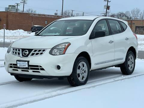 2013 Nissan Rogue for sale at Schaumburg Motor Cars in Schaumburg IL