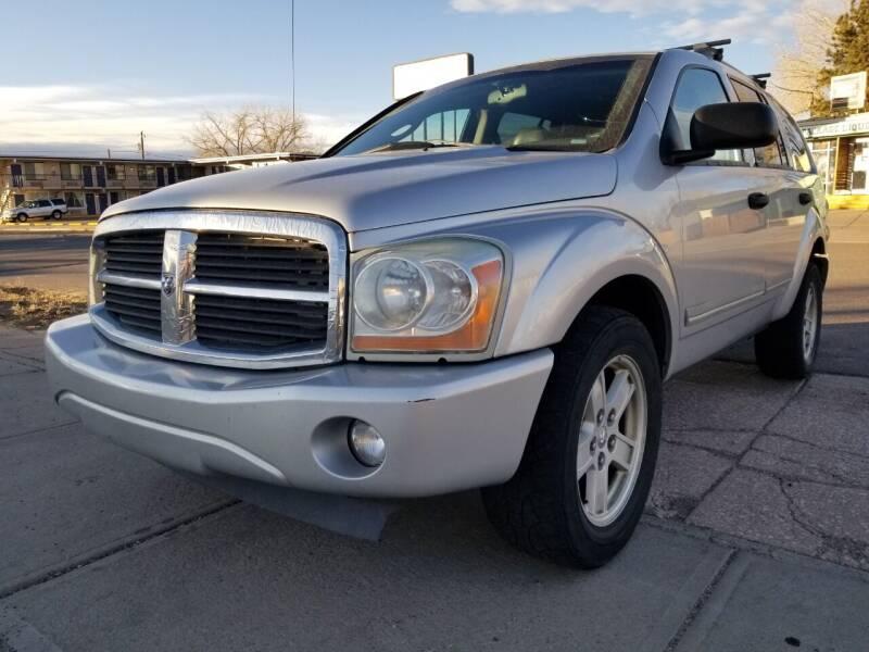 2006 Dodge Durango for sale at Alpine Motors LLC in Laramie WY