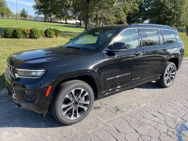 2021 Jeep Grand Cherokee L for sale in Higginsville, MO