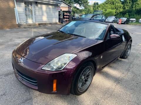 2006 Nissan 350Z for sale at Philip Motors Inc in Snellville GA