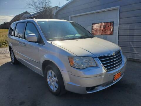 2010 Chrysler Town and Country for sale at Marty's Auto Sales in Lenoir City TN
