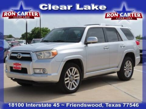 2013 Toyota 4Runner for sale at Ron Carter  Clear Lake Used Cars in Houston TX
