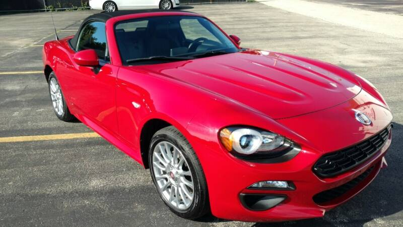 2017 FIAT 124 Spider for sale at Graft Sales and Service Inc in Scottdale PA