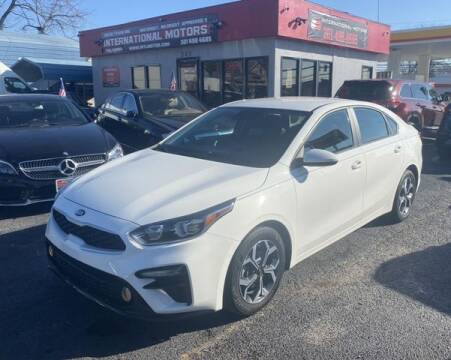 2019 Kia Forte for sale at International Motors in Laurel MD