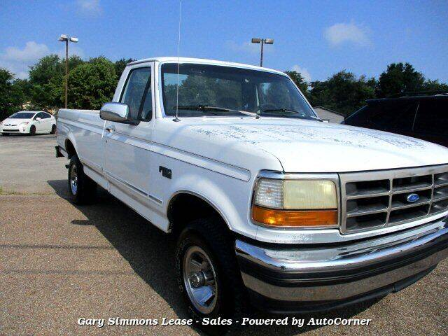 1993 Ford F-150 for sale at Gary Simmons Lease - Sales in Mckenzie TN