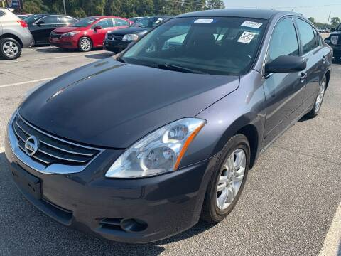 2012 Nissan Altima for sale at Drive Now Motors in Sumter SC