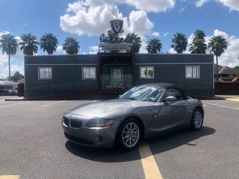 2004 BMW Z4 for sale at Barrett Auto Gallery in San Juan TX