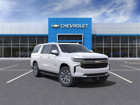 2021 Chevrolet Suburban for sale at MATTHEWS HARGREAVES CHEVROLET in Royal Oak MI