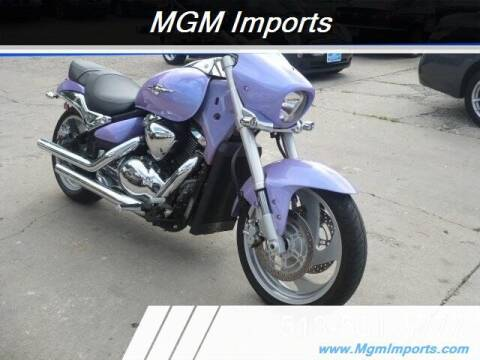 2009 Suzuki Boulevard  for sale at MGM Imports in Cincannati OH