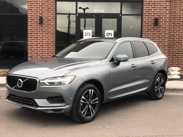 2019 Volvo XC60 for sale at Dastrup Auto in Lindon UT