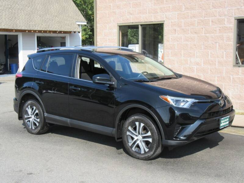 2017 Toyota RAV4 for sale at Advantage Automobile Investments, Inc in Littleton MA