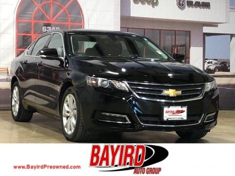 2019 Chevrolet Impala for sale at Bayird Truck Center in Paragould AR