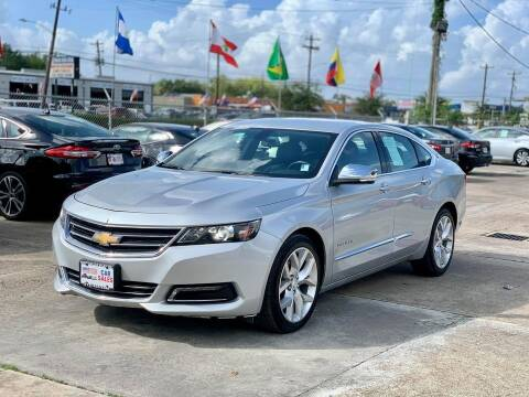 2020 Chevrolet Impala for sale at USA Car Sales in Houston TX