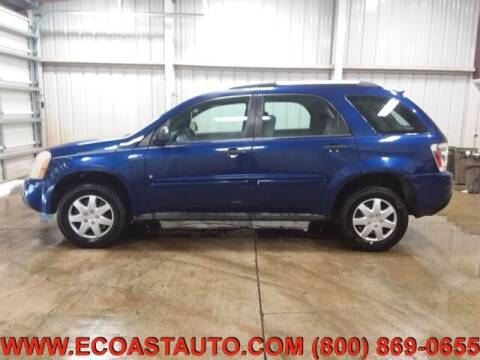 2006 Chevrolet Equinox for sale at East Coast Auto Source Inc. in Bedford VA