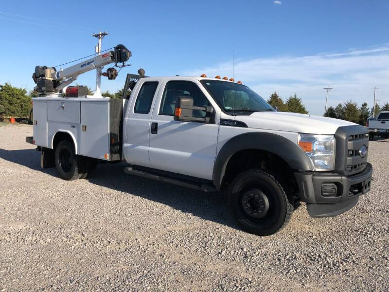 2014 Ford F-450 Super Duty for sale at B&R Auto Sales in Sublette KS