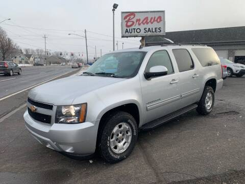 2014 Chevrolet Suburban for sale at Bravo Auto Sales in Whitesboro NY