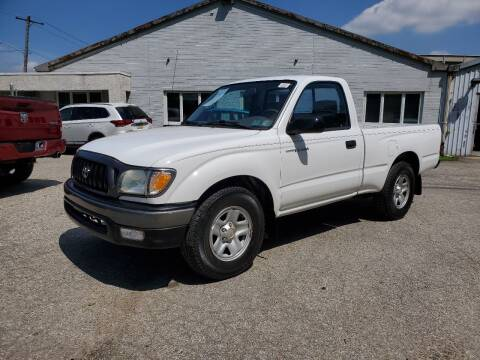 2003 Toyota Tacoma for sale at PA Motorcars in Conshohocken PA