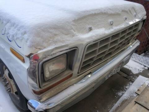 1979 Ford F-350 Super Duty for sale at Classic Car Deals in Cadillac MI