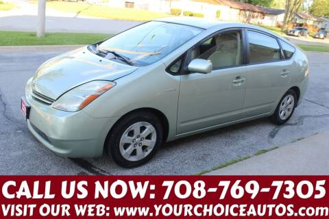 2008 Toyota Prius for sale at Your Choice Autos in Posen IL