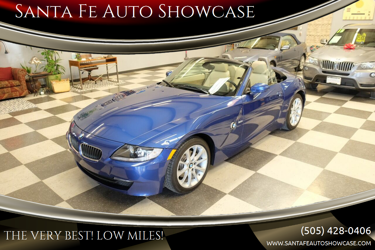 Used 2008 Bmw Z4 For Sale Carsforsale Com