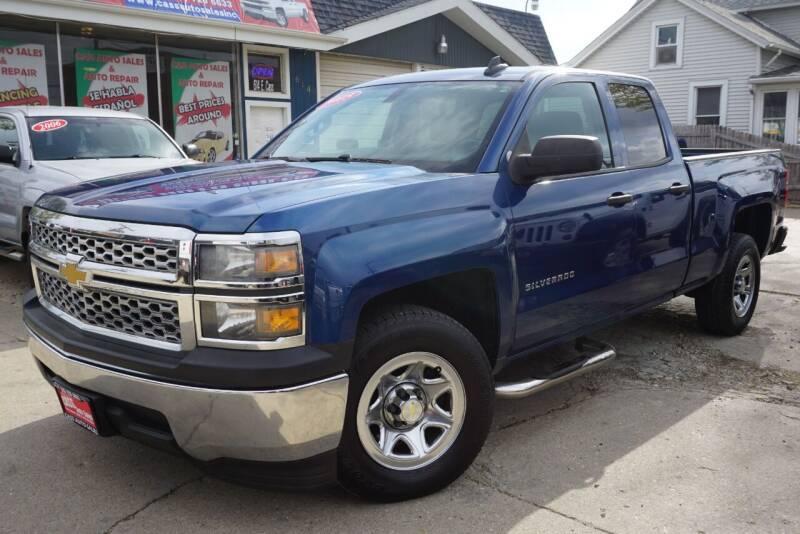 2015 Chevrolet Silverado 1500 for sale at Cass Auto Sales Inc in Joliet IL