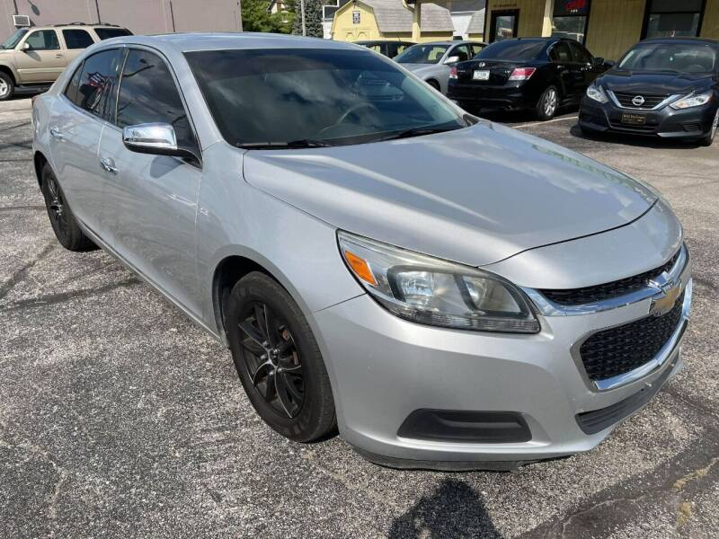 2014 Chevrolet Malibu for sale at speedy auto sales in Indianapolis IN