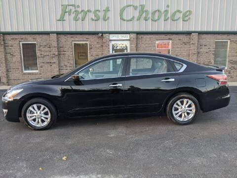 2014 Nissan Altima for sale at First Choice Auto in Greenville SC