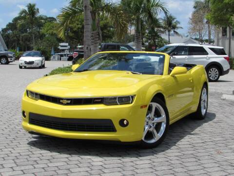 2015 Chevrolet Camaro for sale at Auto Quest USA INC in Fort Myers Beach FL