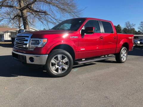 2013 Ford F-150 for sale at Callahan Motor Co. in Benton AR