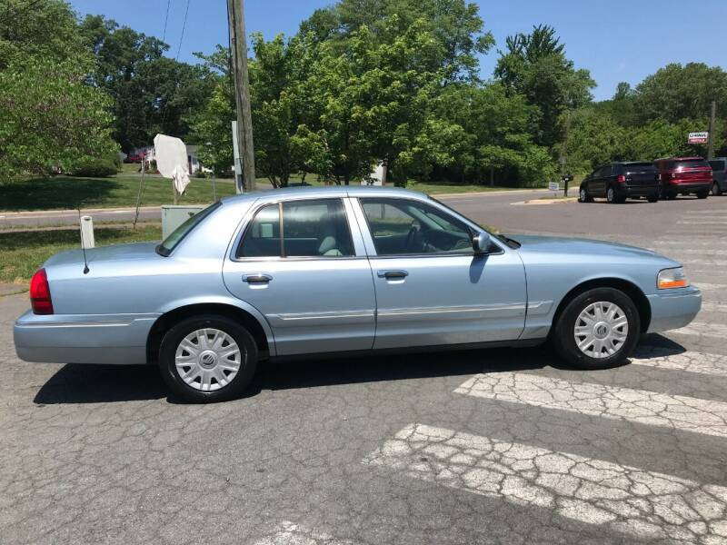 2005 Mercury Grand Marquis for sale in Barboursville, VA