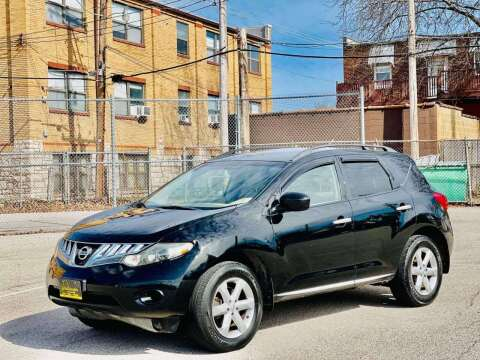 2009 Nissan Murano for sale at ARCH AUTO SALES in St. Louis MO