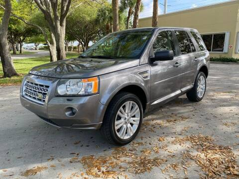 2009 Land Rover LR2 for sale at Ultimate Dream Cars in Wellington FL