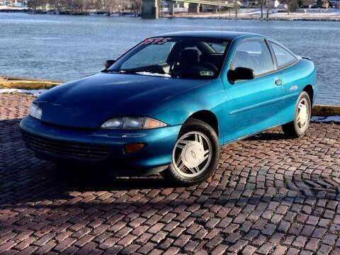 1997 Chevrolet Cavalier for sale at PUTNAM AUTO SALES INC in Marietta OH