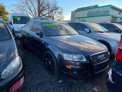 2005 Audi A6 for sale at Car VIP Auto Sales in Danbury CT