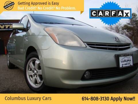 2008 Toyota Prius for sale at Columbus Luxury Cars in Columbus OH