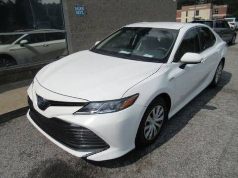 2018 Toyota Camry Hybrid for sale at Southern Auto Solutions - 1st Choice Autos in Marietta GA