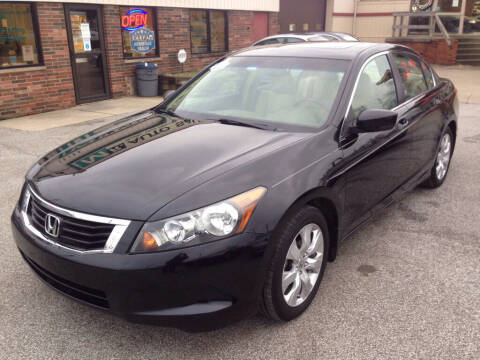 2008 Honda Accord for sale at MR Auto Sales Inc. in Eastlake OH