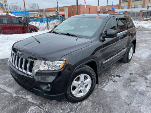 2011 Jeep Grand Cherokee for sale at 5 Stars Auto Service and Sales in Chicago IL