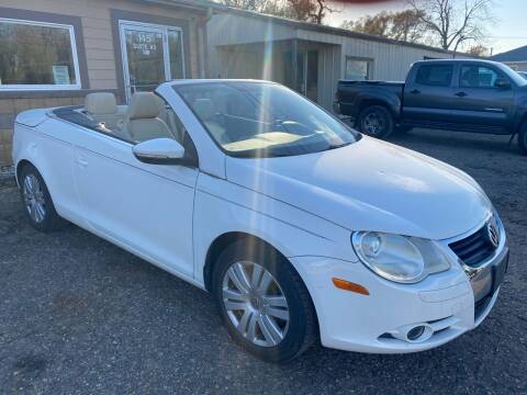 2009 Volkswagen Eos for sale at Truck City Inc in Des Moines IA