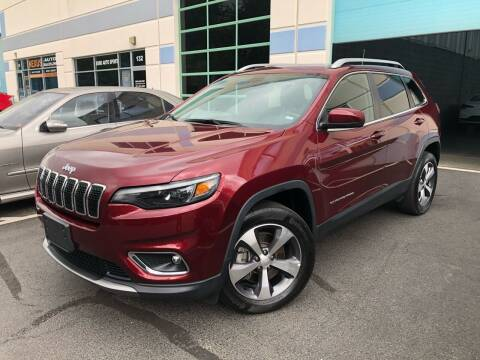 2020 Jeep Cherokee for sale at Best Auto Group in Chantilly VA
