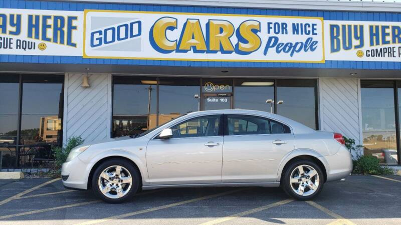 2007 Saturn Aura for sale at Good Cars 4 Nice People in Omaha NE