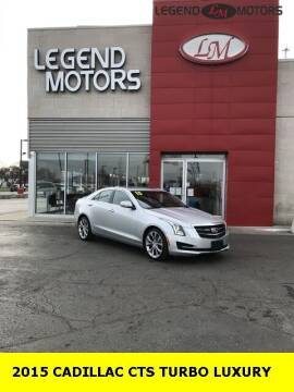 2015 Cadillac CTS for sale at Legend Motors of Detroit - Legend Motors of Ferndale in Ferndale MI