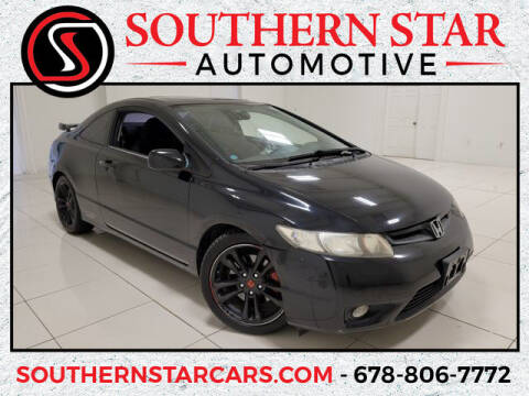 2007 Honda Civic for sale at Southern Star Automotive, Inc. in Duluth GA