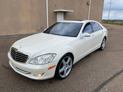 2009 Mercedes-Benz S-Class for sale at The Auto Toy Store in Robinsonville MS