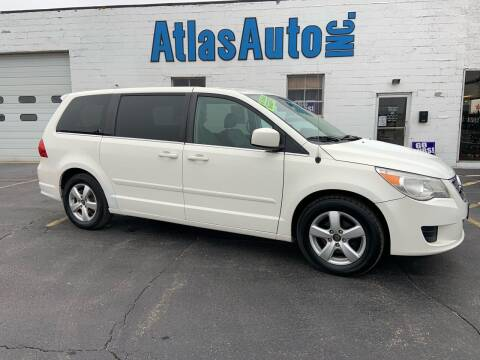2009 Volkswagen Routan for sale at Atlas Auto in Rochelle IL