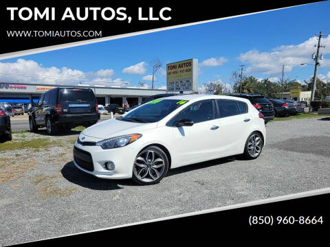 2016 Kia Forte5 for sale at TOMI AUTOS, LLC in Panama City FL