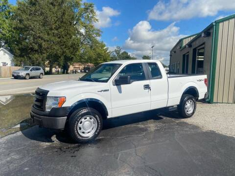 2013 Ford F-150 for sale at MOES AUTO SALES in Spiceland IN
