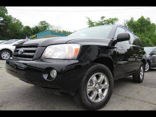2007 Toyota Highlander for sale at Rockland Automall - Rockland Motors in West Nyack NY