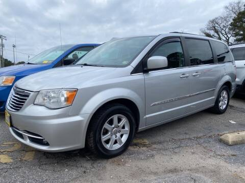 2011 Chrysler Town and Country for sale at Action Auto Specialist in Norfolk VA