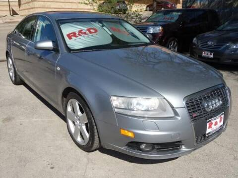 2008 Audi A6 for sale at R & D Motors in Austin TX